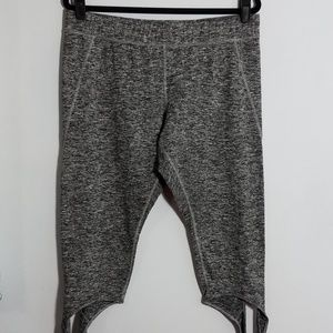 Awesome Mossimo ankle wrap grey workout pants, XXL
